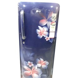 4 Star Direct Cool LG Single Door Refrigerator, Model Name/Number: GL-B201ABPX, Capacity: 190 L
