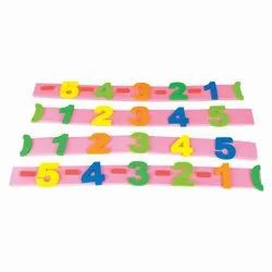 Integer Number Line Bar - Educational Aid