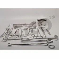 Atico Minilap Kit, Usage: Medical