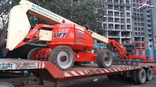 Articulated Boom Lift Hire