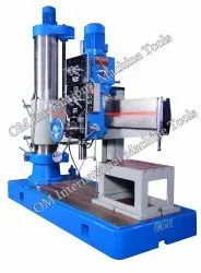 Double Column All Geared Radial Drill Machine