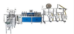 Fully Automatic Surgical Face Mask Making Machine