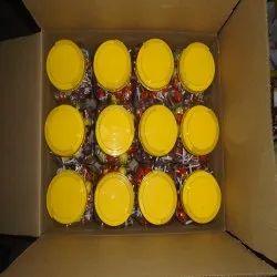 ANS Round 12 Gram Yogurt Lollipop, Packaging Type: Pouch and Plastic Jar