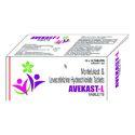Levocetirizine HCl Montelukast Tablet