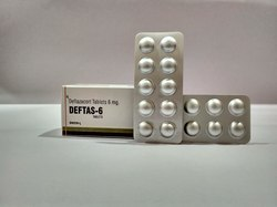Deflazacort 6/18/30 mg Tablets
