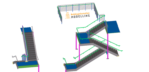 Stair & Handrail Detailing Services in Thaltej, Ahmedabad