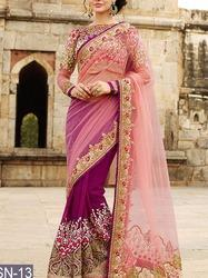 Fancy Party Wear Designer Replica Saree