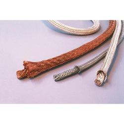 Round Stranded Copper Flexible With Overall Braiding