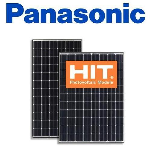 Panasonic Hit 325 Watt Solar Panel Pv Module Residential