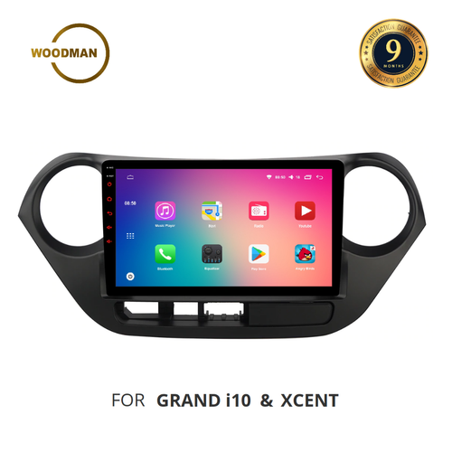 Woodman 9 Inch Touch Screen Android Stereo