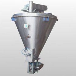 Industrial Nauta Mixer