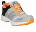 Krassa Grey Mesh Lace Up Sport Shoe