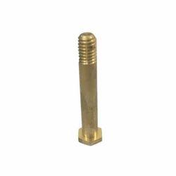 Brass Half Threaded Bolt, Size: 3 Inch