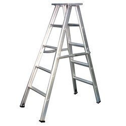 Aluminum Auto Folding Ladder