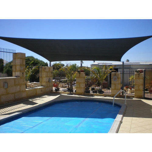 Shade Sail Over Pool at Rs 275 /square feet | Shade Sail | ID ...