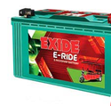 Two Wheeler Batteries  E Ride Batteries