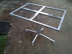 St. Steel Dining Table Frame
