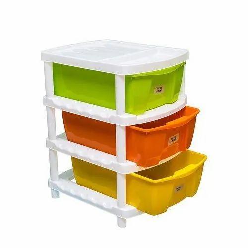 Veer Modular Plastic Storage Drawer