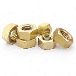 DIN 934 Brass Hex Nut