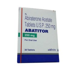 Abiraterone Acetate Tablet USP 250 mg