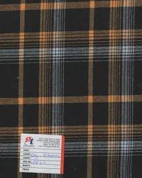 Multi Color Check 20s Twill Flannel, GSM: 100-150