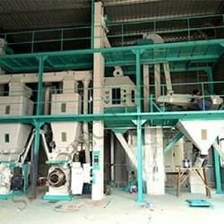 Poultry Feed Plant, Capacity: 10 Tons and Above