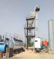 Bitumen Batch mix Plant