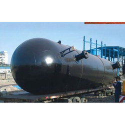 LPG Bullet Tanks - Manufacturers & Suppliers in India