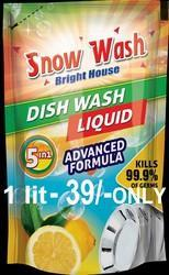 Lemon Fragrance Dish Washing Liquid