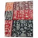 Cotton Napthol nighty Fabric