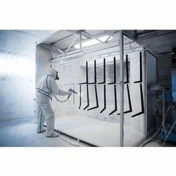 Metallic Powder Coating Service