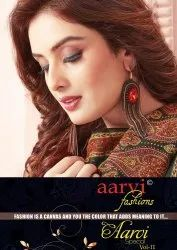 Aarvi Special vol-11 Printed Cotton Dress Material Catalog Collection