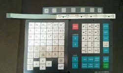 MDI Key Sheet And Soft Key