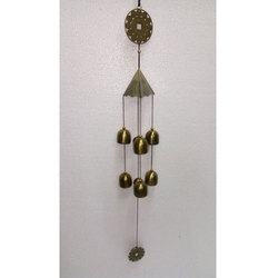 Golden Metal Wind Chime
