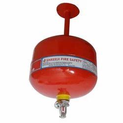 Shreeji Mild Steel Automatic Modular Fire Extinguisher