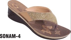 Poddar Women's Flat Slipper