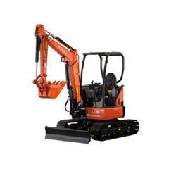 World Class Mini Excavator