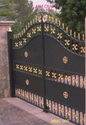 Paint Coated Mild Steel Gate
