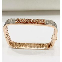 Party Wear Diamond Bracelet