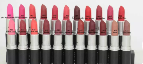 Mac Matte Lipstick, For Personal, Rs 200 Piece Sr Traders -6402