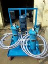 Hydraulic Oil Filteration Unit