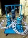 Hydraulic Oil Filteration Unit