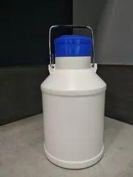 Plastic Milk Can - 2 Litter