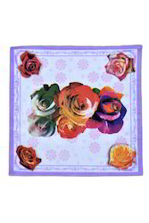 Digital Print Cotton Handkerchief