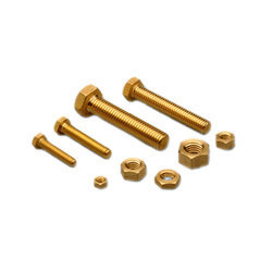 Brass Fastener Nut And Bolt