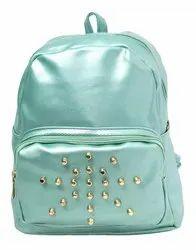Sea Green Backpack