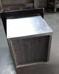 Hepa Filter Cardboard Air Filtering System