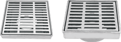 Aluminium Floor Drain