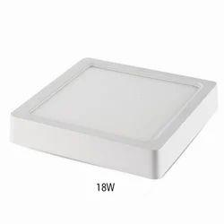Sukrata Cool White 18W LED Surface Panel Light