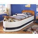 Wooden Storage Kids Bed, Warranty: 5 Year